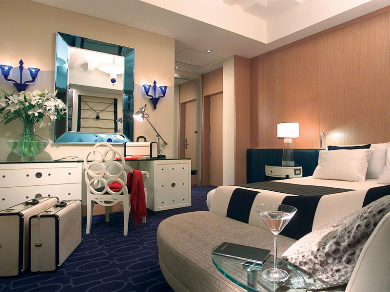 Отель Aleph Boscolo