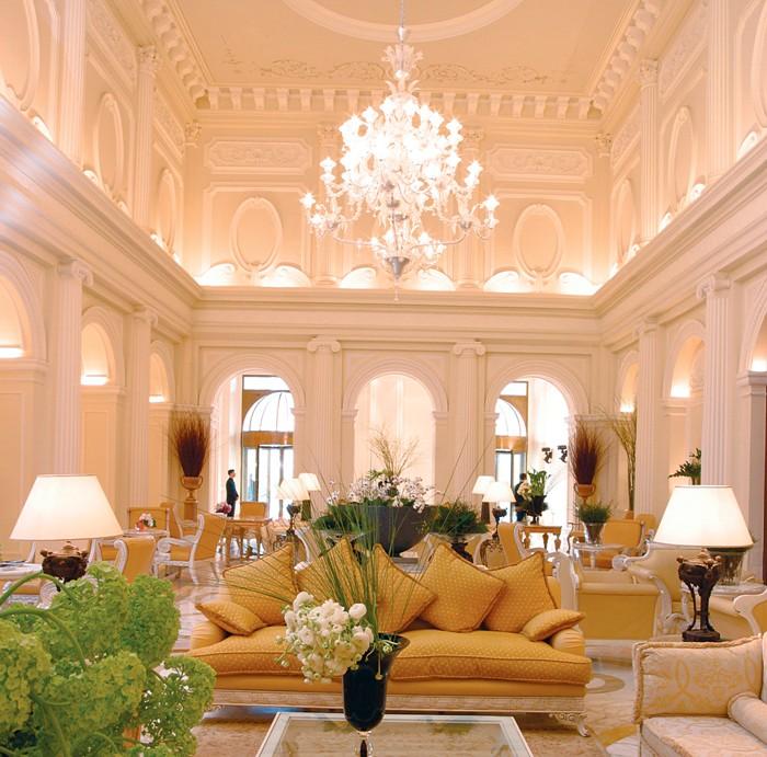 Отель Exedra Boscolo